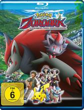 Pokémon - Pokémon 13 - Zoroark: Meister der Illusionen - Blu-ray - multicolor