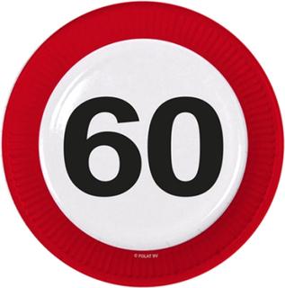 Trafik, Tallerken 60 år