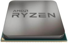 Ryzen 7 3800X / 3.9 GHz processor CPU - 8 kerner 3.9 GHz - AM4 - Bulk (ingen køler)