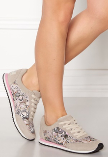 Odd Molly Lace Up Trainer Light Porcelain 36