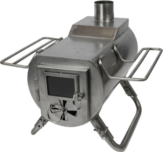 Gstove Heat View Camping Stove telttilbehør Metall OneSize