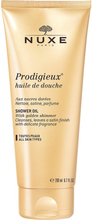 NUXE Prodigieux Shower Oil with Golden Shimmer, 200ml Nuxe Duschcreme