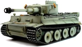 Taigen Tiger Radiostyrd Stridsvagn - Advanced Metal