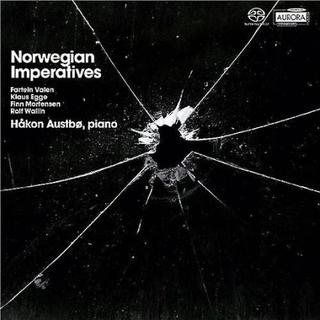 Aurora Hakon Austbo - norska imperativ [SACD] USA import