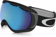Oakley Canopy Snow Goggles matte black w/ prizm sapphire iridium 2019 Skidglasögon & Goggles