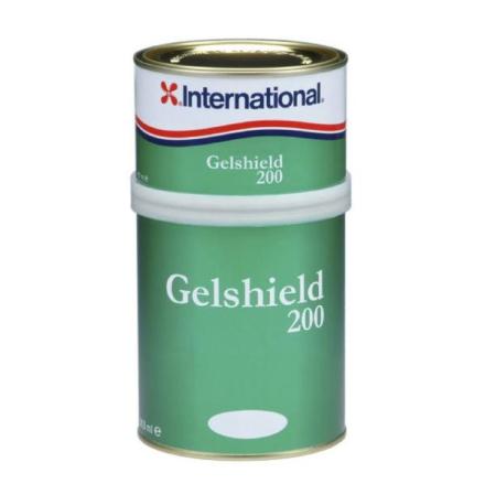 International Gelshield 200 epoxyprimer 2-komp grønn, 0.75L
