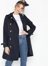 Lauren Ralph Lauren Trench Pkt-Cotton-Coat Trenchcoats