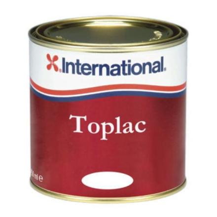 International Toplac 0.75L granittgrå topplakk 289