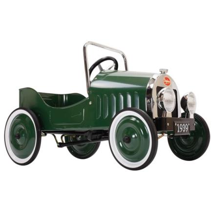 Baghera - Lådbil - Classic Green