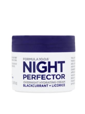 Nattkremer - Transparent Formula 10.0.6 Night Perfector 50ml