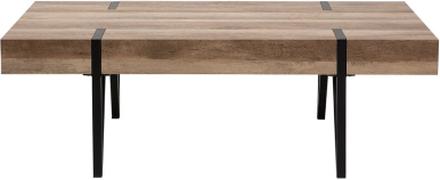 Sohvapöytä ruskea ADENA
