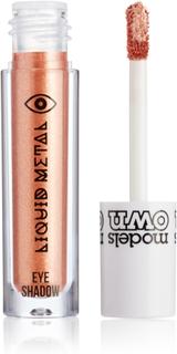 Models Own Liquid Metal Eyeshadow Rose Gold