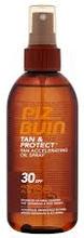 Piz Buin Tan & Protect Tan Accelerating Oil Spray SPF30 150ml