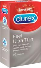 Durex Fetherlite Ultra 10-p