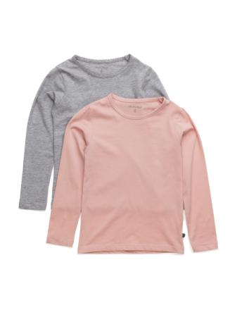 Basic T-Shirt Ls (2-Pack) - Boozt