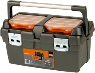 BAHCO hård værktøjskasse 27 l 4750PTB50