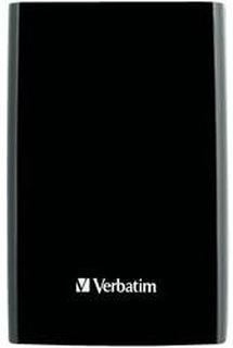 Verbatim Store n Go Ekstern harddisk 6,35 cm (2,5) 1 TB Sort USB 3.0