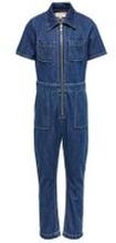 ONLY Jeans Jumpsuit Damen Blau