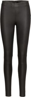 Sfsylvia Mw Stretch Leather Legging Noos