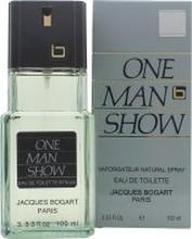 Jacques Bogart One Man Show Eau De Toilette 100ml Sprej