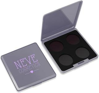 Neve Cosmetics Neve kosmetikk Paleta Personalizable de 4 espacios E...