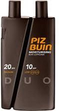 Piz Buin In Sun Lotion SPF10/20 300ml