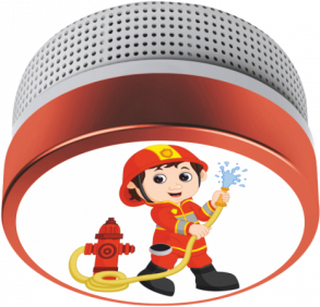 ELRO FS8110 brandvæsen røgalarm