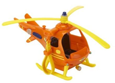 Brannmann Sam - Helikopteret Hook/Wallaby