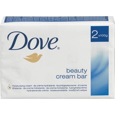 Dove Beauty Cream Saippua 2 x 100 g