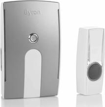 Byron Trådlös plugin dörrklocka BY514E 125 m 10.007.88