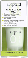 Depend O2 Hand & Cuticle Creme, 20ml Depend Käsivoiteet