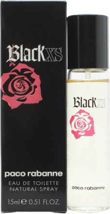 Paco Rabanne Black XS For Her Edt 15ml