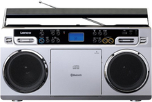SCD-580 - boombox - CD USB-host Bluetooth