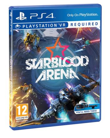 StarBlood Arena (VR) /PlayStation 4