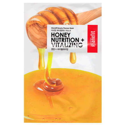Manefit Honey Nutrition Revitalising Mask