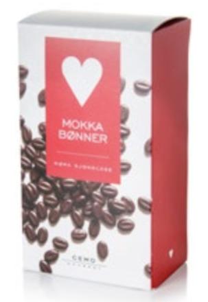 Cemo Gourmet - Mokkabønner Mørk Sjokolade