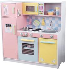 Kidkraft - Barnkök - Large Pastel Kitchen