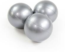 Meow Baby - Bollar - 50 Stycken - Silver