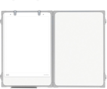 Whiteboard skåp 1200x1500mm