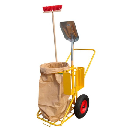 Affaldsstativ/vogn