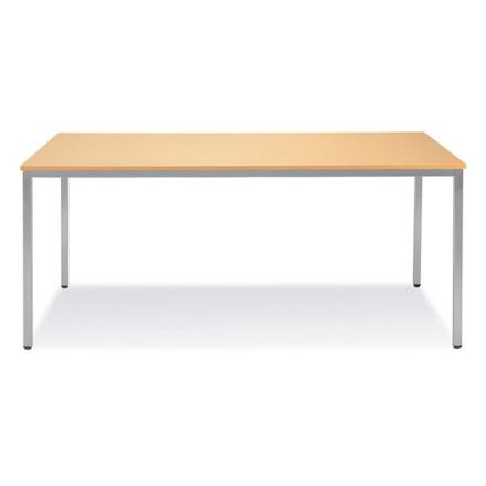 Konferencebord Mix 1600x800mm Bøg