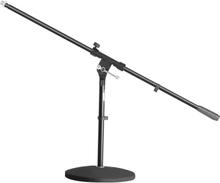Adam Hall kort mikrofonstativ (S7B)