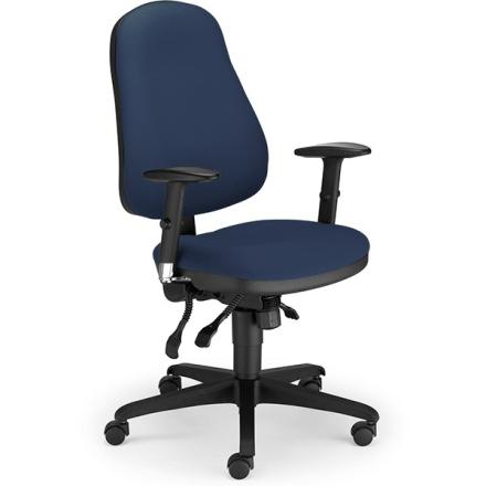 Kontorsstol Offix Blå