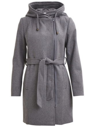 OBJECT COLLECTORS ITEM Winter Coat Women Grey