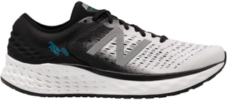 New Balance Men's Fresh Foam 1080v9 Herre Løpesko Hvit US 11,5/EU 45,5