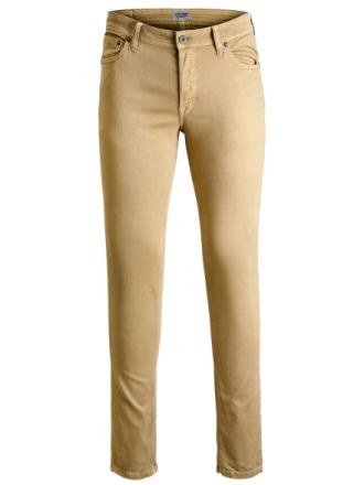 JACK & JONES Glenn Original Akm 696 Trousers Men Beige