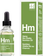 Dr Botanicals Apothecary Hemp Bio-Vitality Nutrition Oil 15 ml