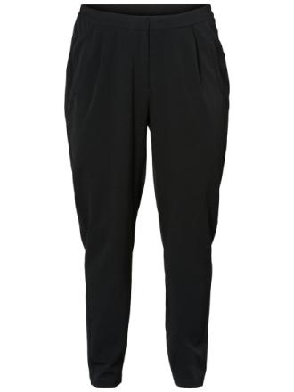 JUNAROSE Feminine Trousers Women Black