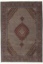 Tabriz 50 Raj med silke matta 206x296 Orientalisk Matta