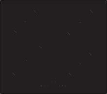 Silverline JI6001P Induktionskogeplade